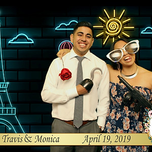 Travis and Monica Self