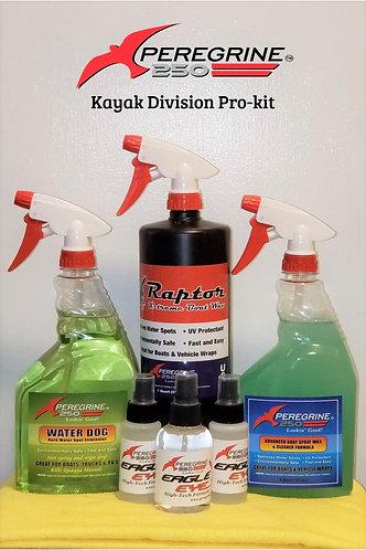 Kayak Pro kit