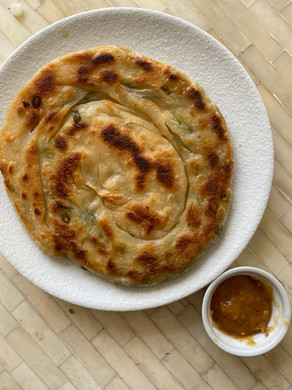 Cong You Bing (Chinese Scallion Pancakes)