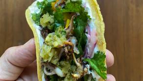 Squid Taco