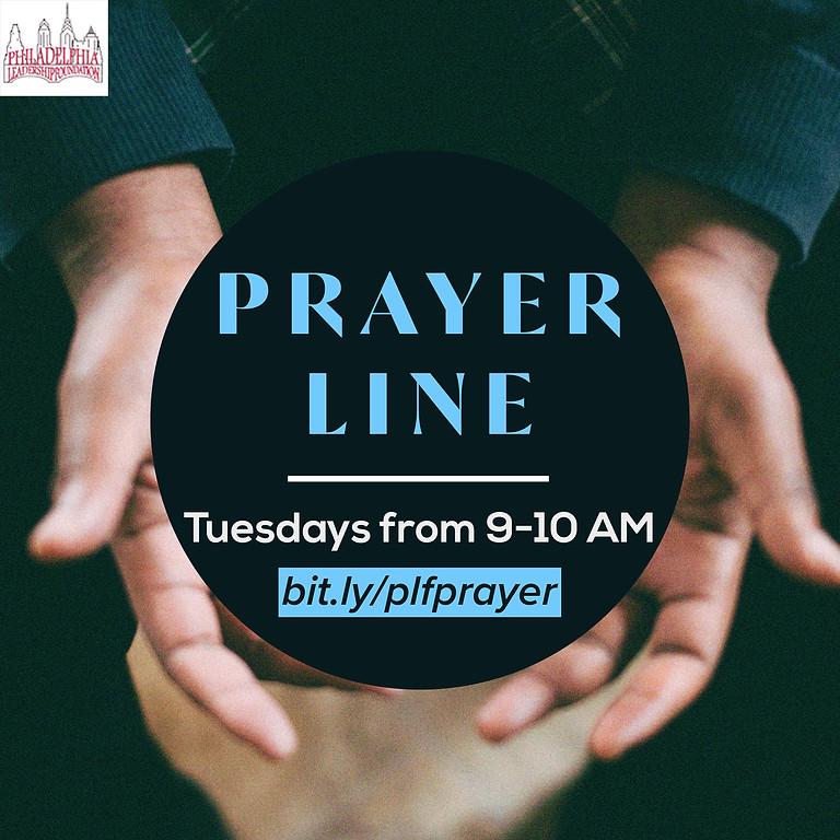 Philadelphia Leadership Foundation Prayer Meeting