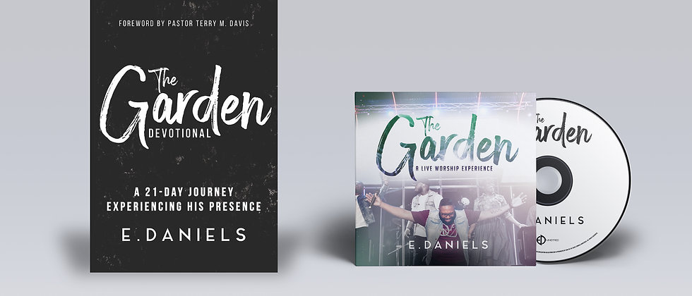 The Garden | Album x Devotional Combo
