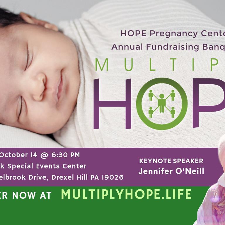 HOPE Pregnancy Center Fundraising Banquet