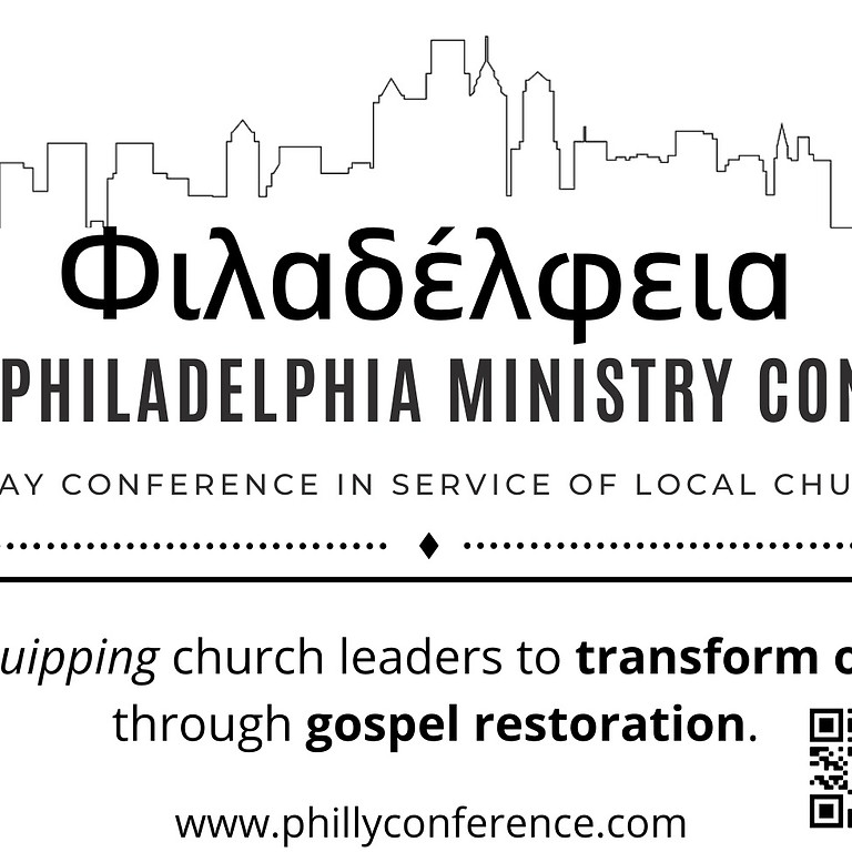 Greater Philadelphia Ministry Conference