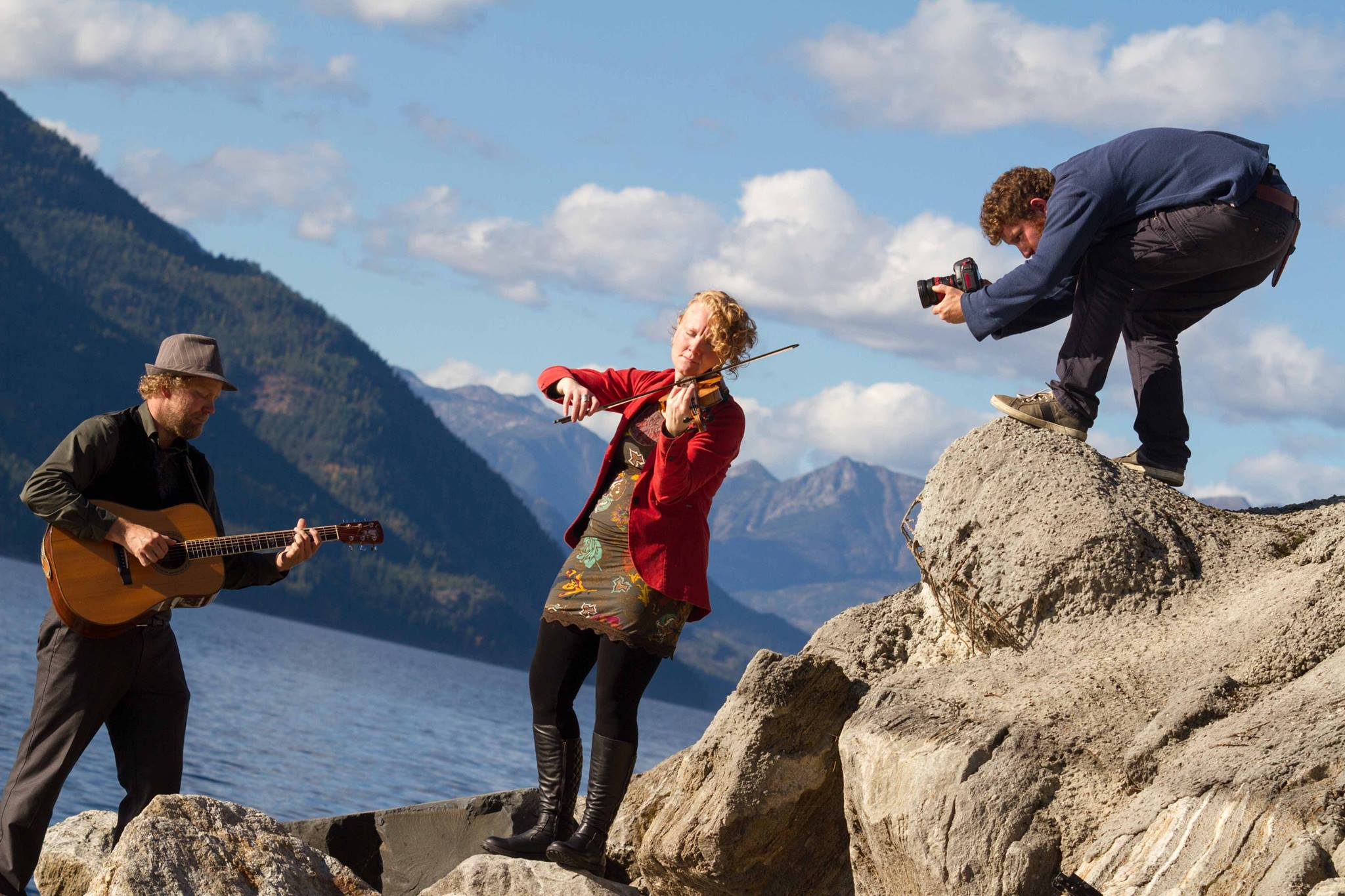 ICandyFilms in Slocan Valley