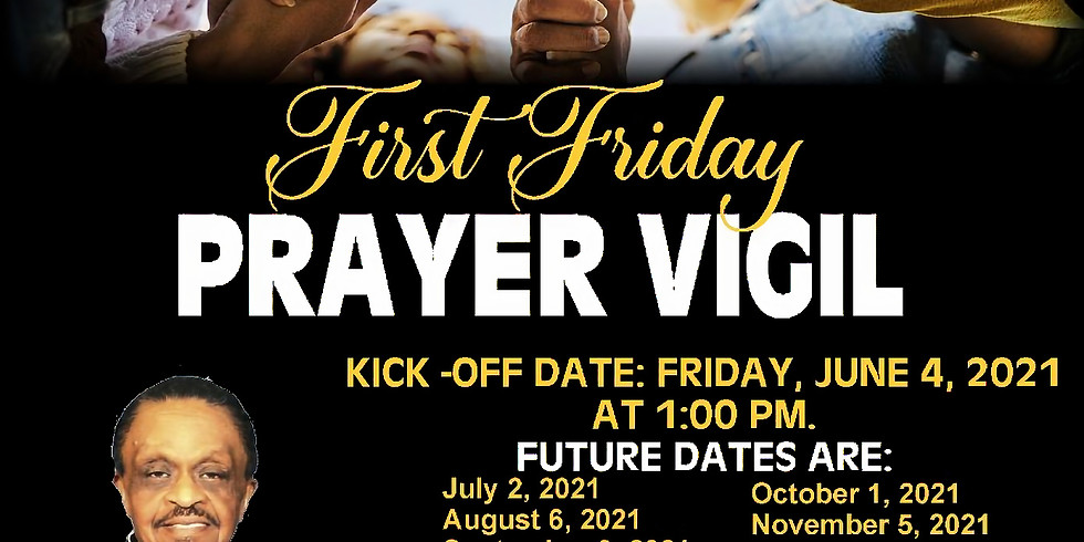 First Friday Prayer Vigil