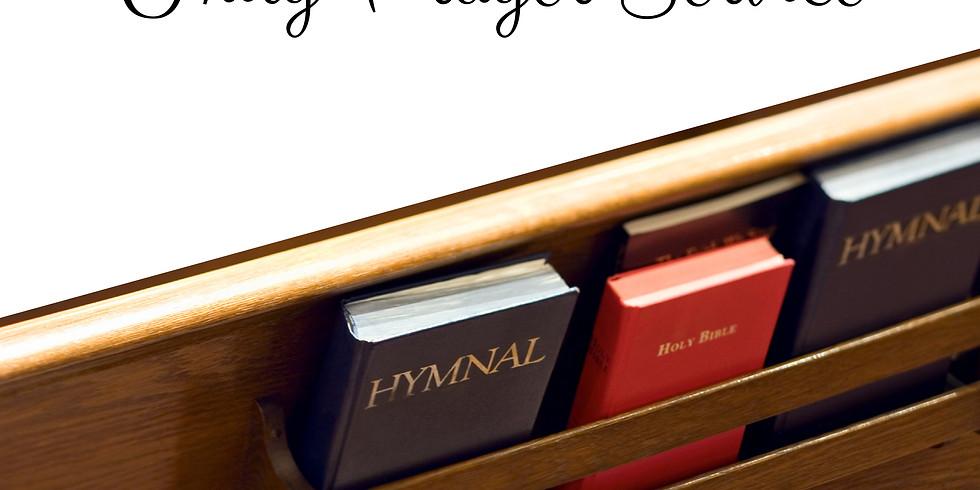 Unity Prayer Service