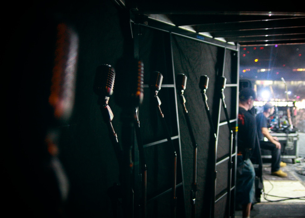 Metallica - Foto: Estevam Romera