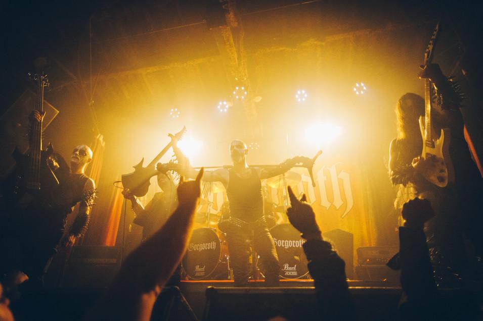 Gorgoroth - Foto: Estevam Romera