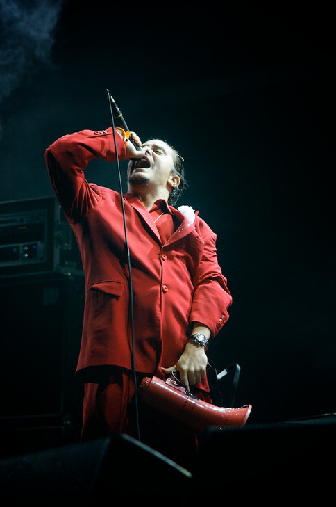 Faith No More - Foto: Estevam Romera