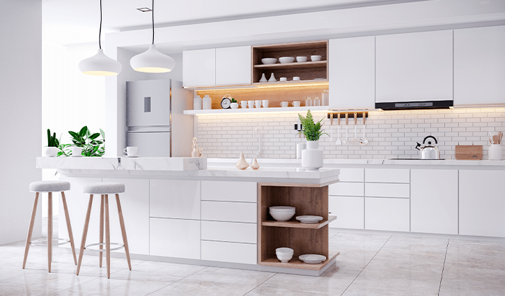 The Best (and Worst) Home Renovations For Your Money Kitchen Image