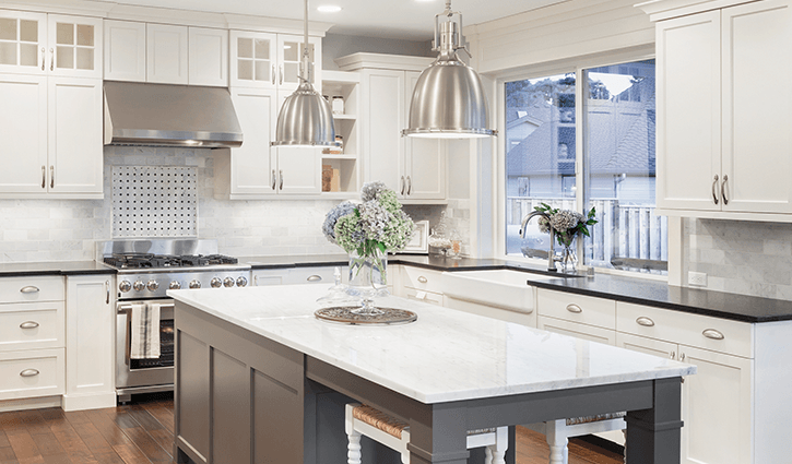 4 Easy Ways to Build Equity In Your Home Kitchen Image