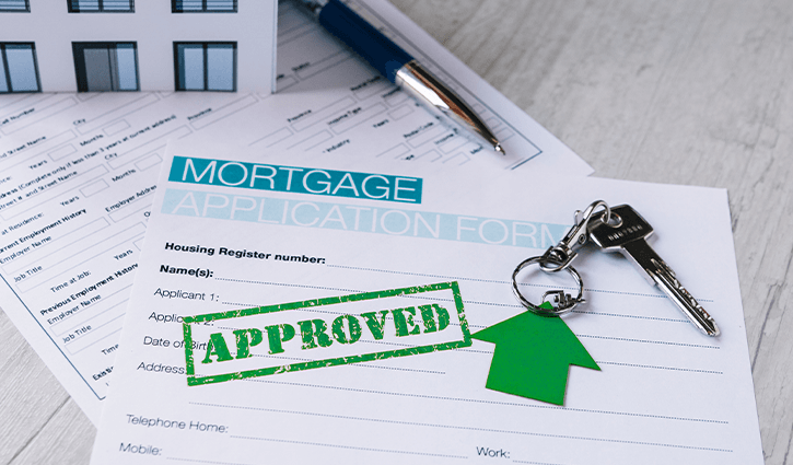 Pre-Approved vs. Pre-Qualified: Here's What You Need To Know Approved Mortgage Image