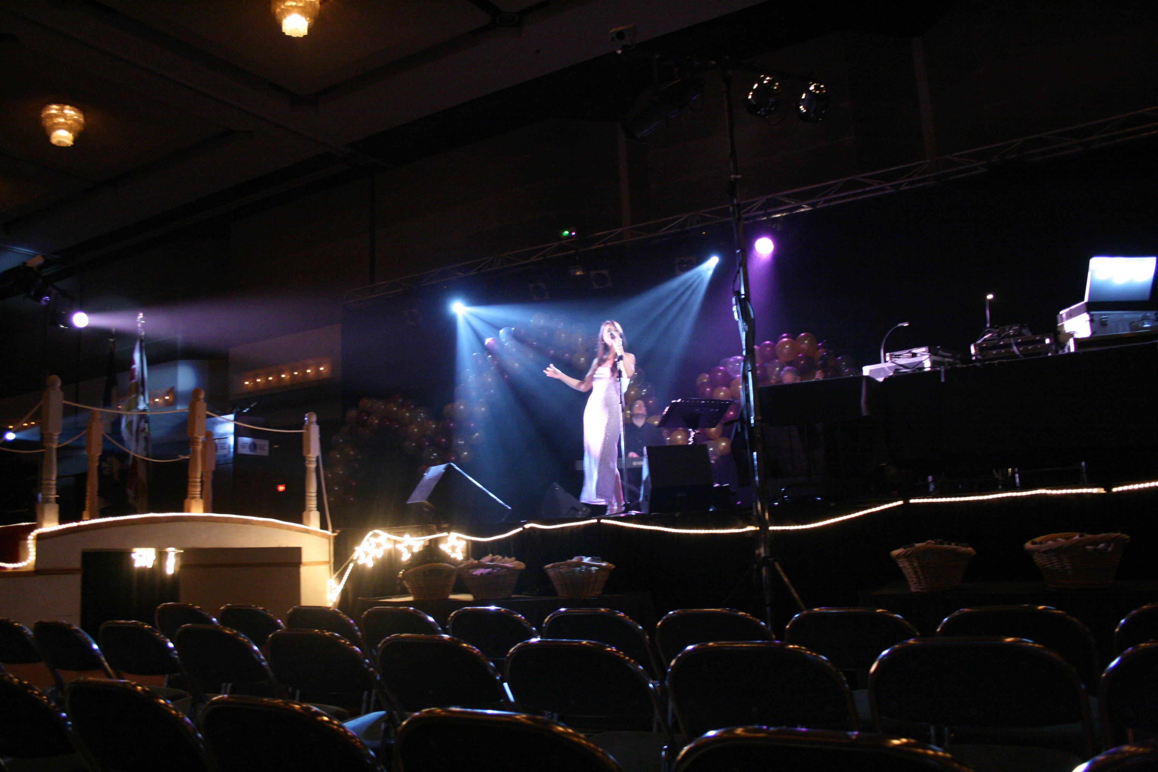 LIZA MELFI SINGER HONG KONG