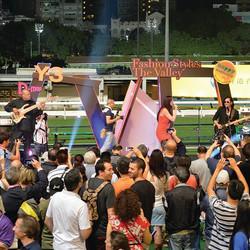 LIZA MELFI HAPPY VALLEY HONG KONG