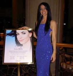 LIZA MELFI VOCALIST SINGAPORE