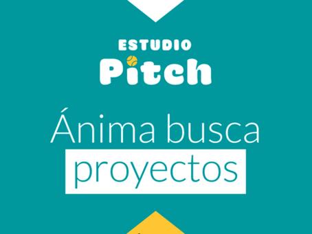 CONVOCATORIA: Estudio Pitch de Pixelatl y Ánima
