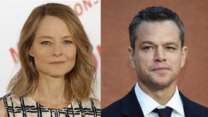 Jodie Foster y Matt Damon daran conferencia en Cannes
