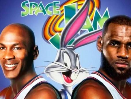 Michael Jordan 'jugará' junto a LeBron James... en 'Space Jam 2'