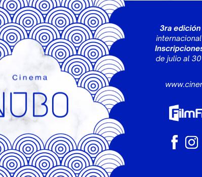 CONVOCATORIA: Cinema Nubo. Muestra internacional de cine latino. Edición 2021.