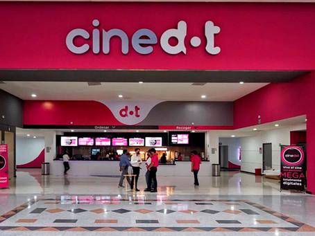 CineDOT,  la nueva cadena de cines contra CINEMEX Y CINÉPOLIS