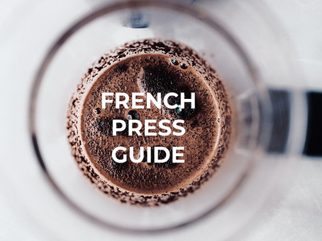 The MINERS Brewing Guide: French Press