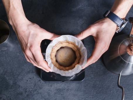 Jak připravit kávu pomocí Hario V60