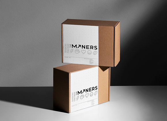 Miners Sample Box