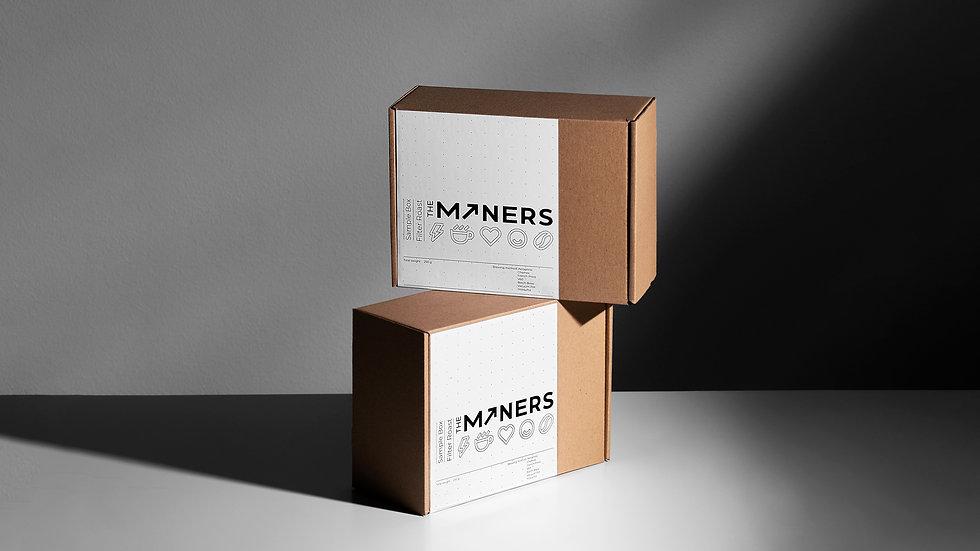 Miners Sample Box