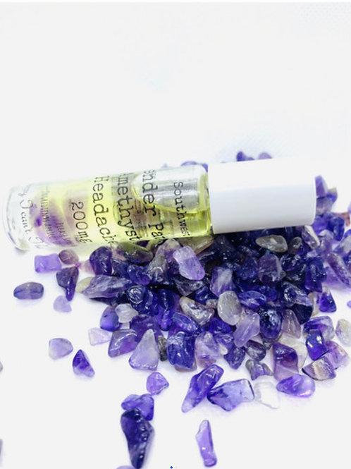 Lavender, VBN, Patchouli roller