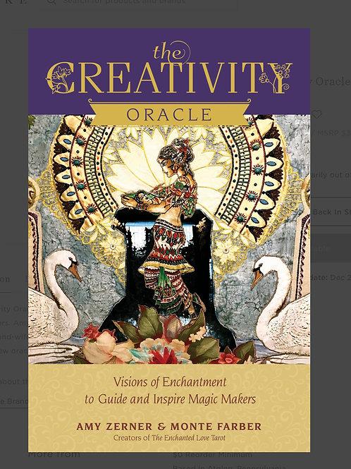 The Creativity Oracle Card Set