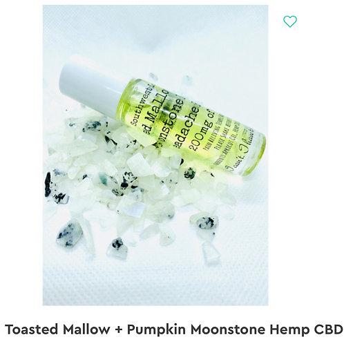 Toasted Marshmallow, Pumpkin roller