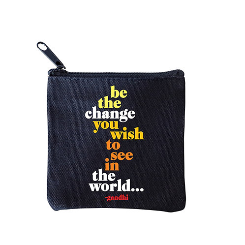 Quotable 4 4/14 inch bag