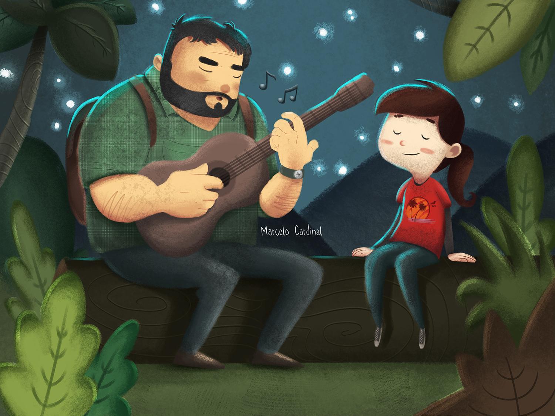 Ilustração Infantil