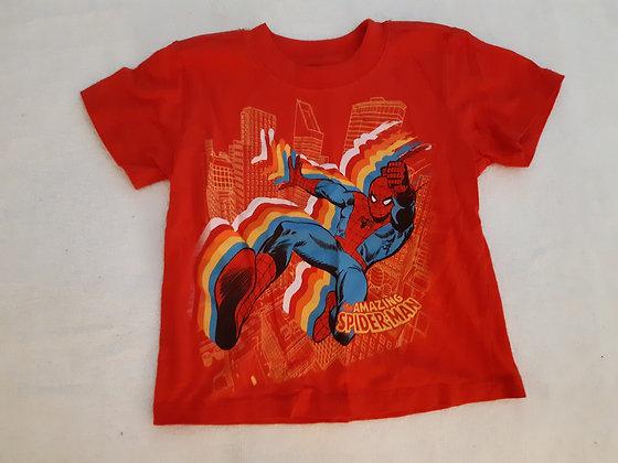 Marvel Comics Spiderman Red