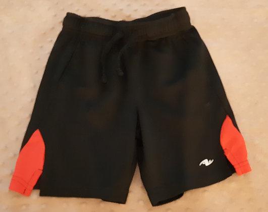 Athletic Works Black & Red