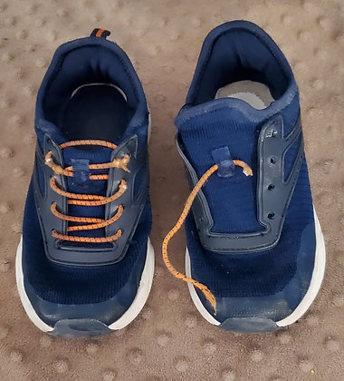 Blue Runners (Need Laces)