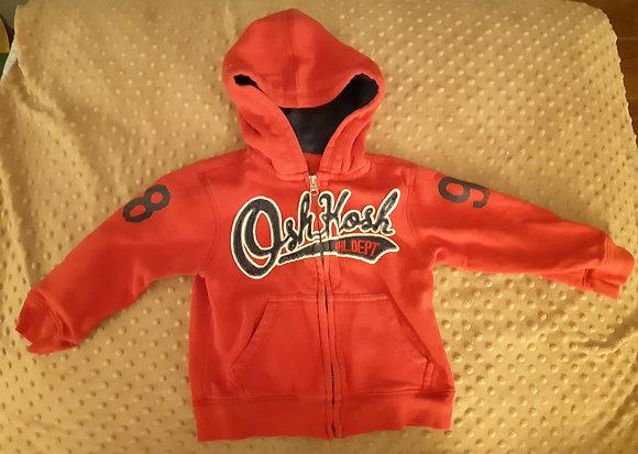 OshKosh Logo Red