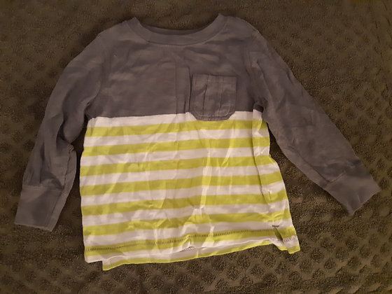 Old Navy Striped Yellow