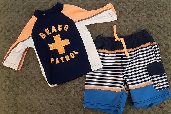 Children's Place Beach Patrol