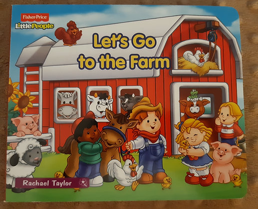 Fisher Price - Let's Go to the Farm