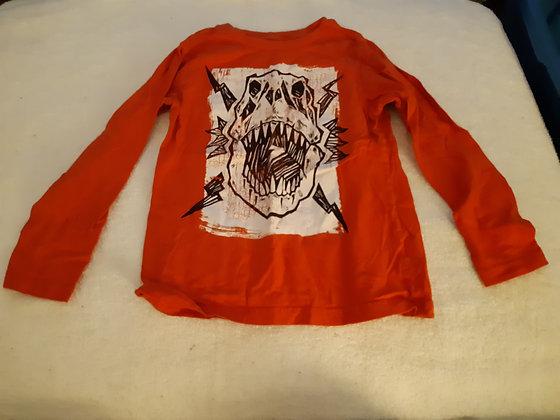 Children's Place Dinosaur Orange