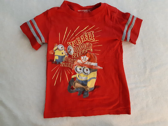 Minions Red