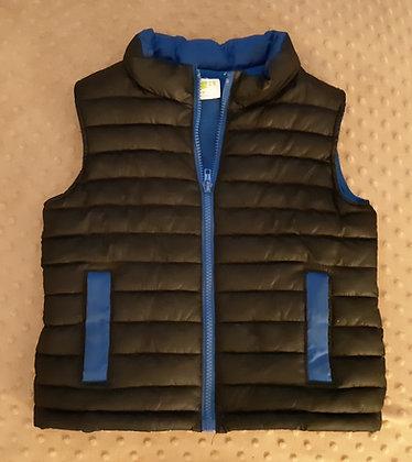 Crazy 8 Vest Black