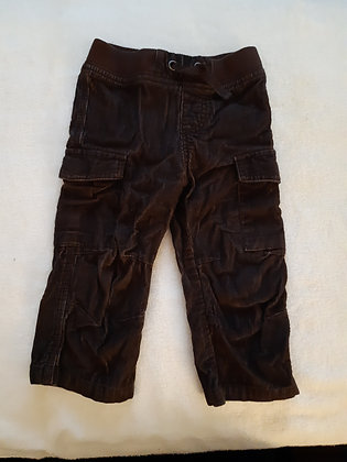 Nevada Cords Brown