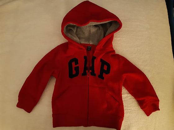 GAP Logo Red