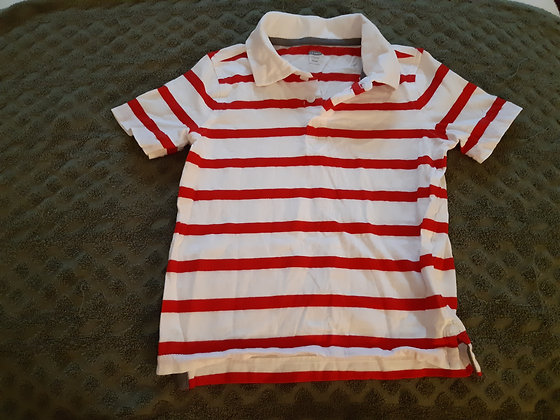 Old Navy Golf Red Striped