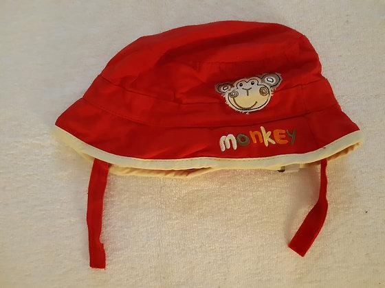 Red Monkey Hat