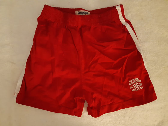 OshKosh Red Shorts