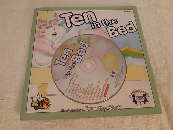 Ten in the Bed (with CD)